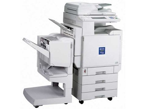 Ricoh Aficio 2232C Color Copier, 32cpm B&W and 24cpm color....REFURBISHED...30 DAY WARRANTY.