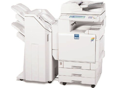 SAVIN C4535 COLOR COPIER  35/CPM COLOR and 45/CMP B&W (11X17) SAME AS RICOH AFICIO 3245C. 30 DAY OR 3,000 COPIES WARRANTY