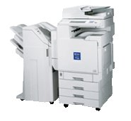 Ricoh Aficio 2238C ColorCopier, 38cpm B&W and 28cpm color....REFURBISHED...30 DAY WARRANTY.